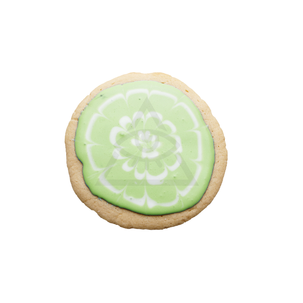 Key Lime Sugar Cookie