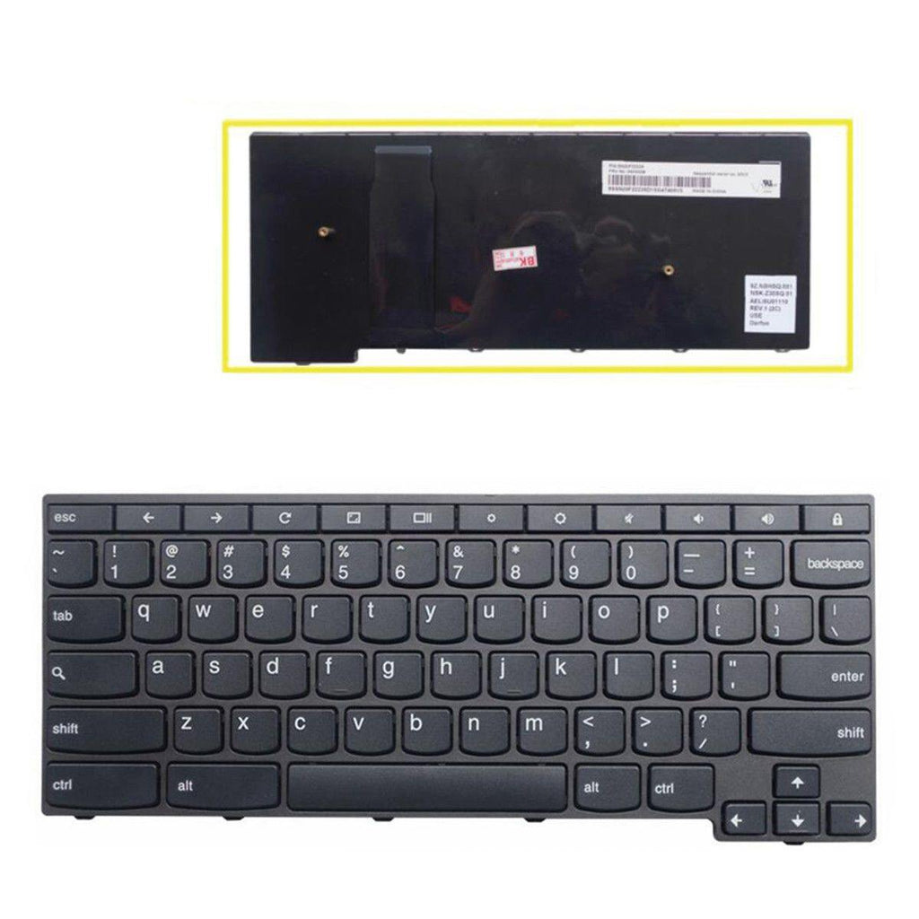 6a5c9b317e8 New Genuine Lenovo Thinkpad Yoga 11E US English Keyboard 04X6260 SN20F