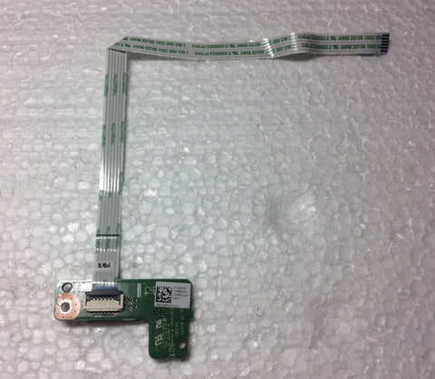 New Genuine Lenovo IdeaPad Z710 Series Power Button Board With Cable 1189000601