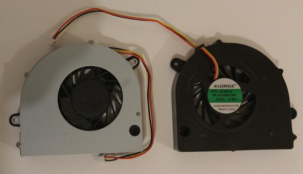 Toshiba Satellite L770 L770D L775 L775D CPU Fan H000026650