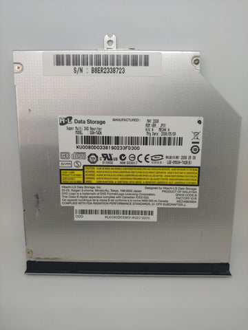 Hitachi LG DVD±RW Drive Sourced from Working Laptop GSA-T40N LGE-DMGSA-T42B(B)