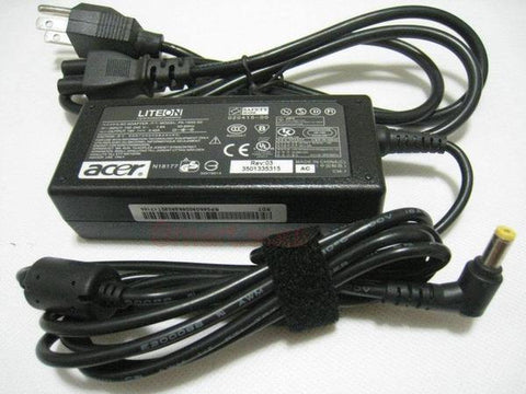 New Genuine Acer AC Adapter 5738DG 5738DZG 5738G 5738PG Charger 65W