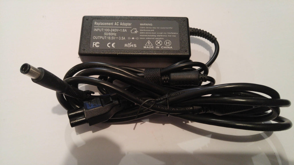 New Compatible HP Elitebook 6930p 8730w Laptop Ac Power Adapter Charger & Cord - LaptopParts.ca
