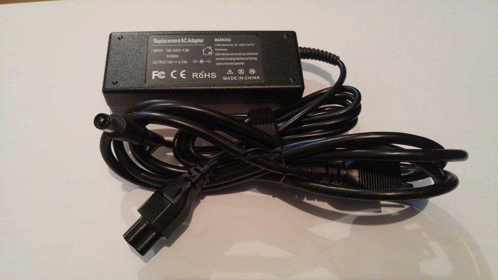 New Compatible HP Probook 6540B 6545B 6550B 6555B Ac Adapter Charger 90W 384020-003 - LaptopParts.ca