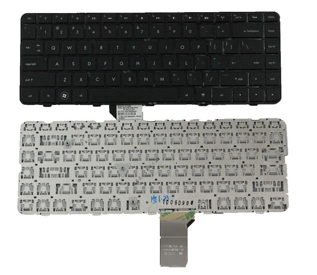 Copy of New HP Pavilion DM4-1000 DM4-1100 Black English Keyboard 597911-001 608222-001 - LaptopParts.ca