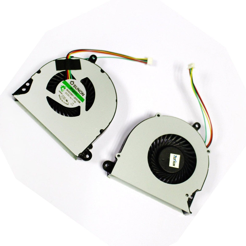 New HP Probook 6560B 6565B 6570B 6570p EliteBook 8560p 8560w CPU Fan 4-Pin