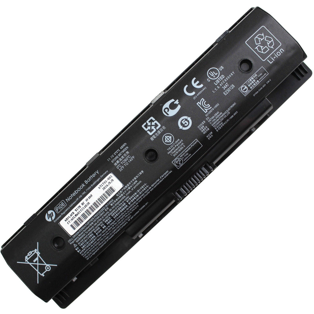 New Genuine HP Envy HSTNN-LB4N 15-J053CL Battery