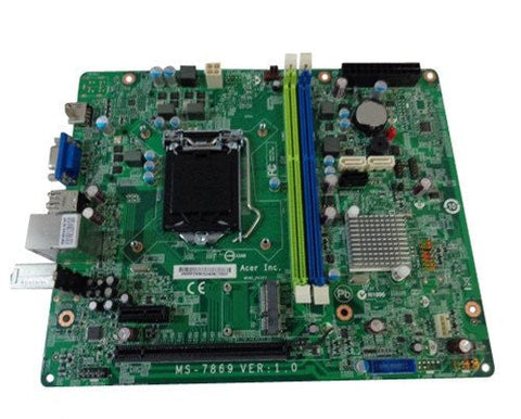 New Acer Aspire TC-605 TC-705 XC-605 XC-705 Motherboard MS-7869 DB.SRPCN.001