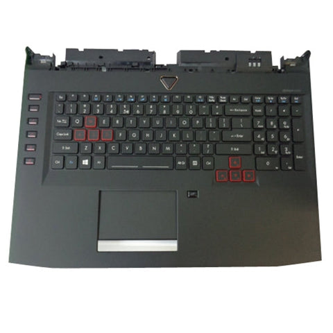 New Acer Predator 17 G9-791 G9-791G Palmrest Keyboard & Touchpad 6B.Q04N5.001
