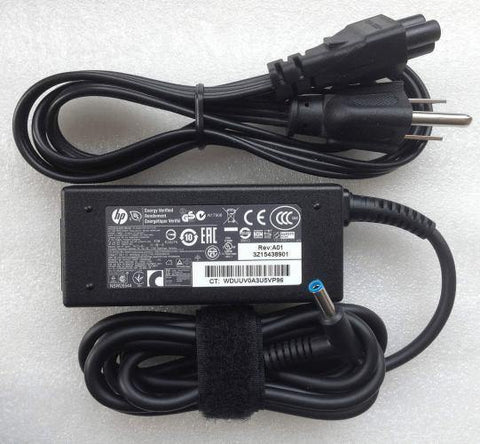 New Genuine HP ELITEBOOK G4 850 AC Adapter Charger 45W