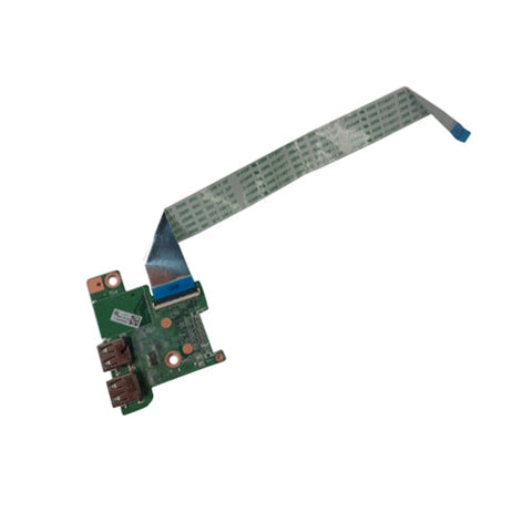 New HP Chromebook 14-X USB Board With Cable 787714-001 DA0Y09TB6C0