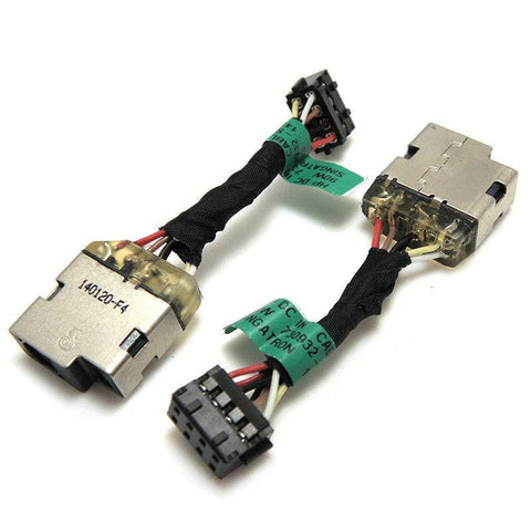 HP Envy 15-K 15-K000 15-K100 15-K200 DC Jack Cable 762507-001