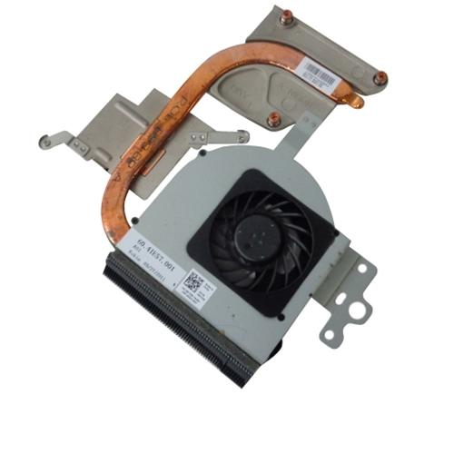 New Dell Inspiron M511R M5110 Cpu Fan & Heatsink XCT08 - Discrete
