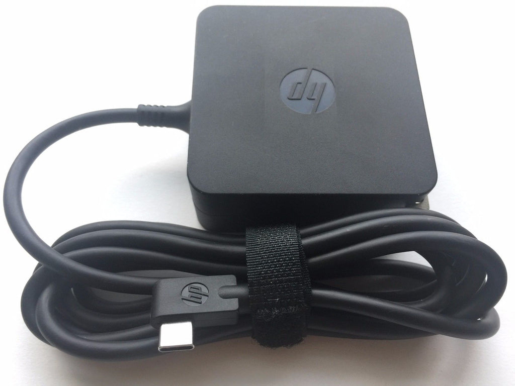 New Genuine HP Elite x2 1012 G1 Tablet PC AC Adapter Charger TPN-CA02 828622-002 45W
