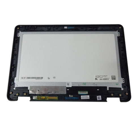 Dell Chromebook 3189 Lcd Touch Screen Digitizer & Bezel 11.6 4WT7Y G7D84