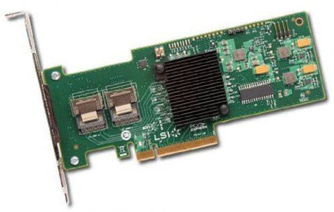 New LSI 9240-8i PCI-E 6Gb RAID Controller Card IBM M1015 46M0861