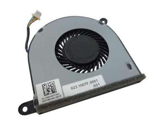 New Acer Spin 5 SP513-51 Cpu Cooling Fan 23.GK4N1.001 023.1007F.0011