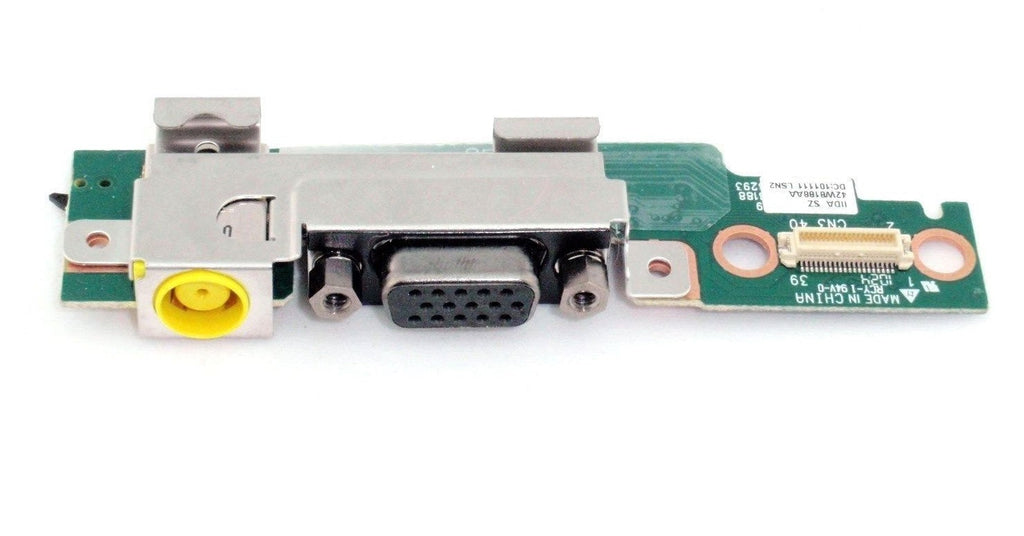 New IBM DC Jack VG Board ThinkPad T400S T410S T410SI 42W8292 42W8293 42W8179 42W8188