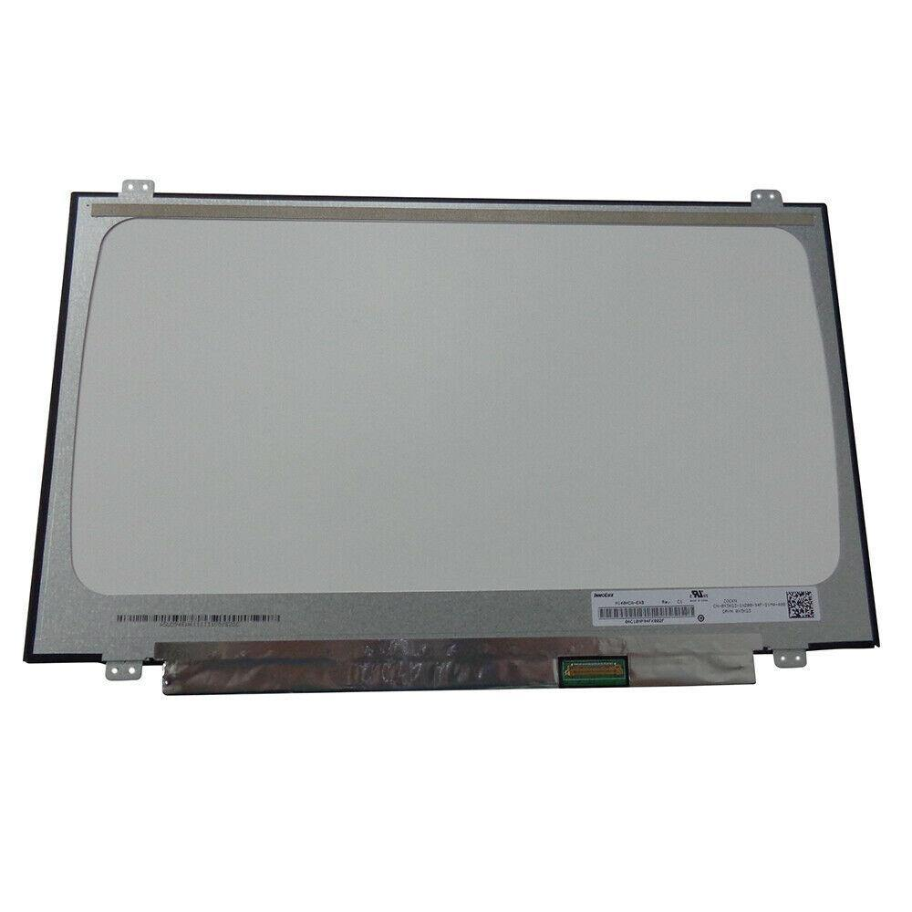 14 FHD 1920x1080 Led Lcd Screen for Dell MNP4W B140HAN01.3