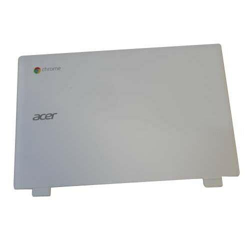 Acer Chromebook 11 CB3-111 White Lcd Back Cover w Antenna 60.MQNN7.034