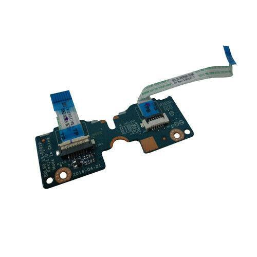 Touchpad Button Board w Cables for HP 250 G5 255 G5 Laptops 855011-001
