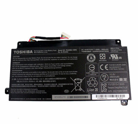 New Genuine Toshiba Satellite E45W P55W Battery PA5208U-1BRS P000645710