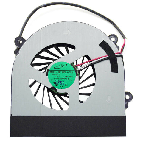 New Clevo W150 W350 W370 Cpu Cooling Fan AB79O5HX-DE3