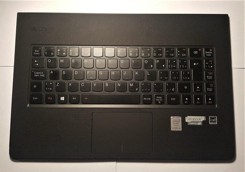 New Genuine Lenovo Yoga 3 Pro 1370 Canadian Bilingual Keyboard With Palmrest Black SN20F66315