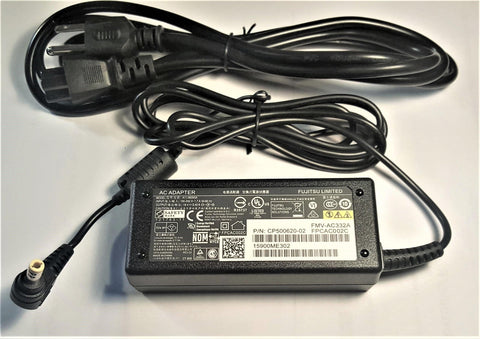 New Fujitsu Lifebook S936 AH555 AH556 A555G T725 T726 T936 AC Adapter Charger 65W