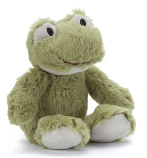 NANA HUCHY MINI FRANK THE FROG RATTLE