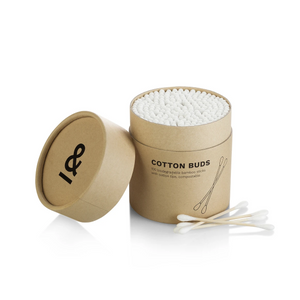 SEED & SPROUT COTTON BAMBOO EARBUDS
