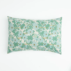 SOCIETY OF WANDERERS STANDARD PILLOWCASE SET: JOAN'S FLORAL