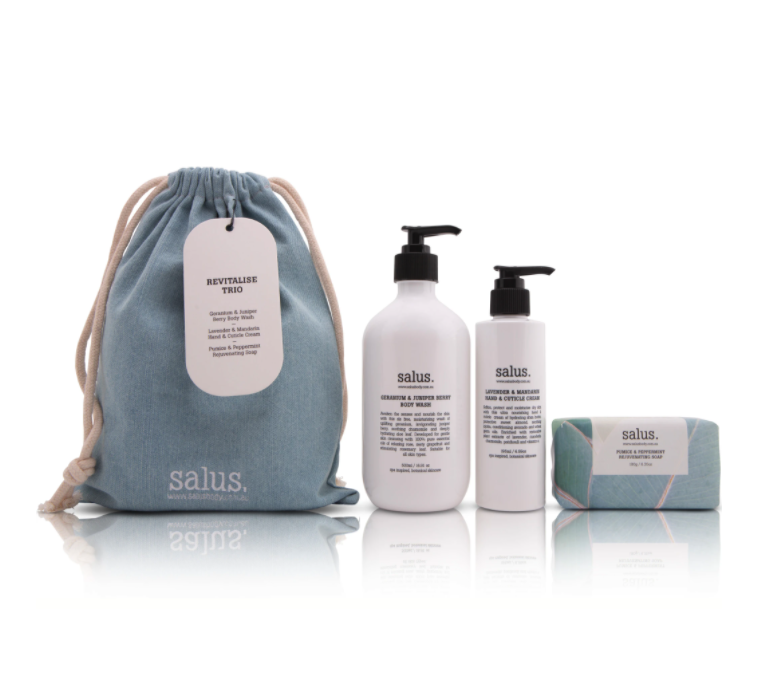 SALUS REVITALISE TRIO (LIMITED EDITION SET)