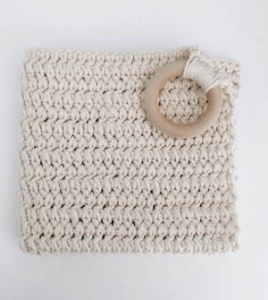 L+L CROCHET LOVEY BLANKET