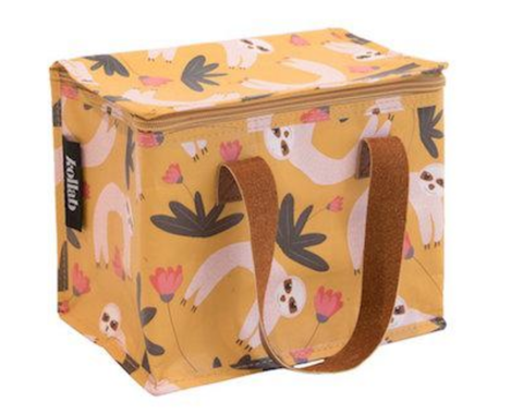 KOLLAB LUNCH BOX: SLOTH