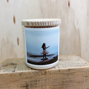 COMMONFOLK COLLECTIVE HULA GIRL CANDLE: INDIA