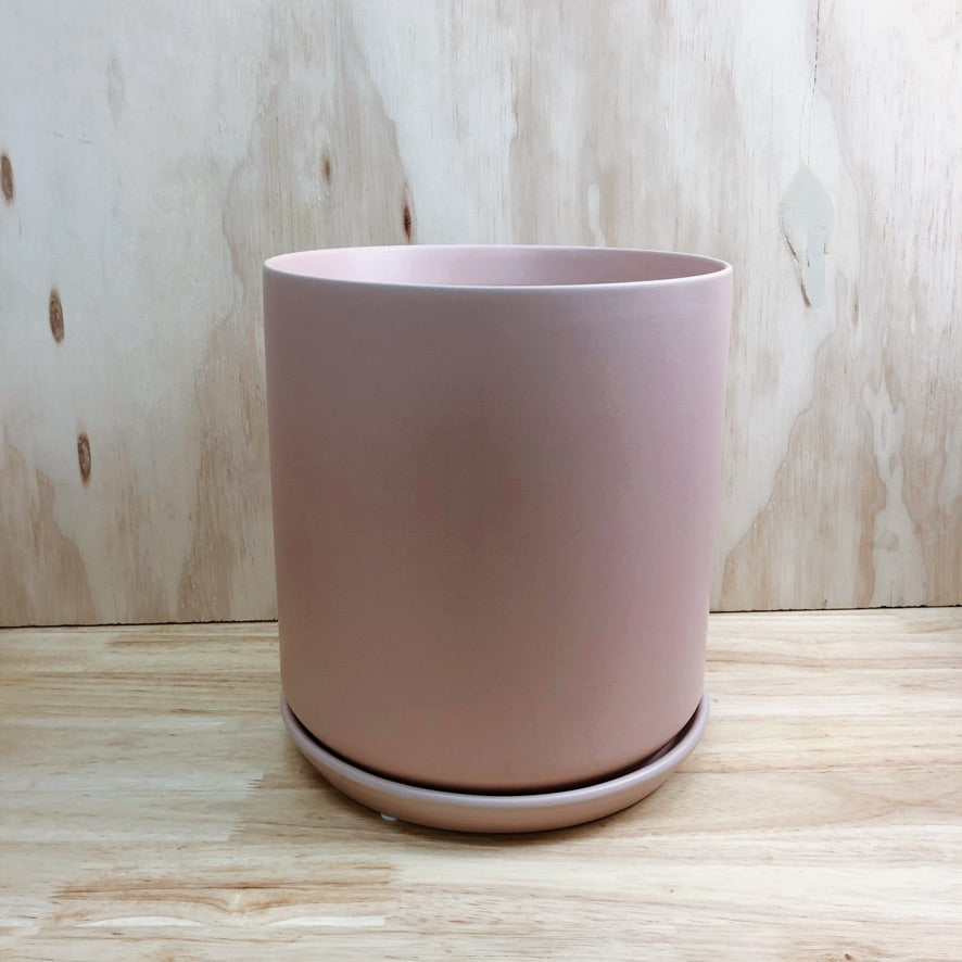 POTTED OSLO PLANTER: XLARGE / PEACH