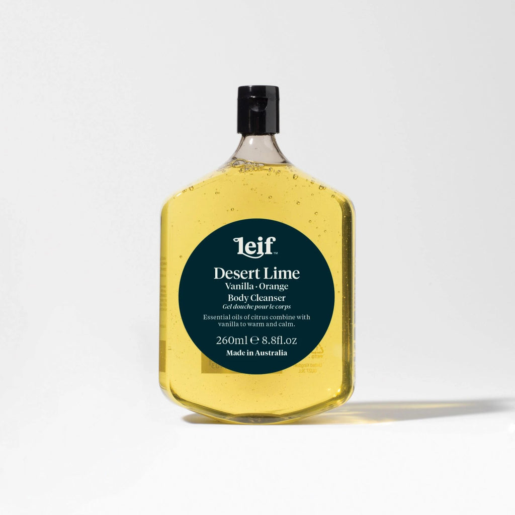 LEIF DESERT LIME BODY CLEANSER:260ML