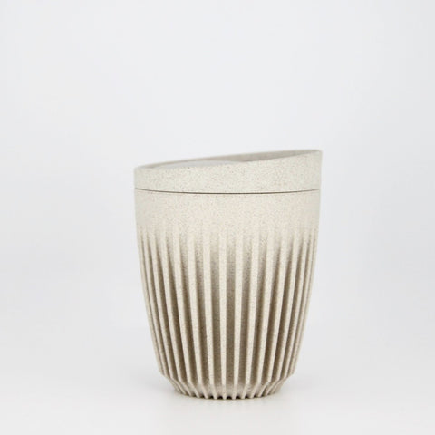 HUSKEE CUP: 8OZ / NATURAL