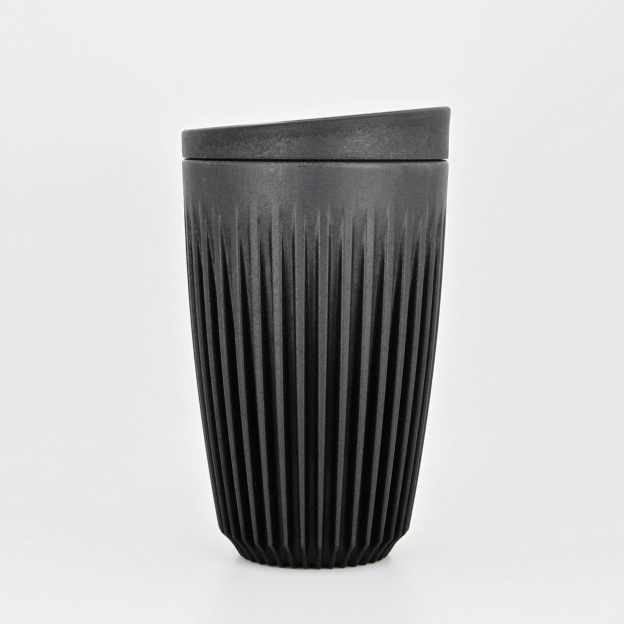HUSKEE CUP: 12OZ / CHARCOAL