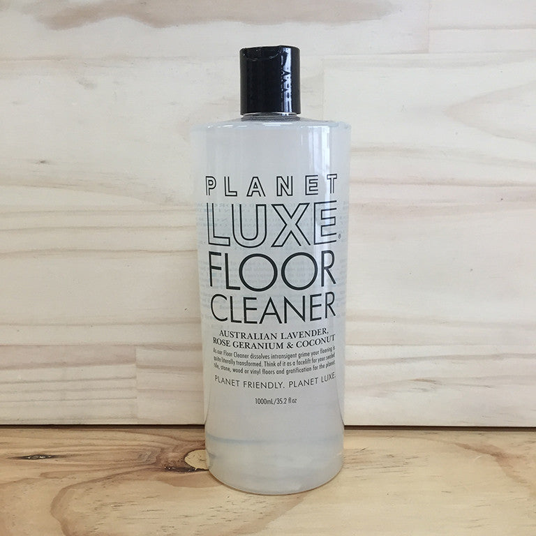 PLANET LUXE FLOOR CLEANER 1000ML