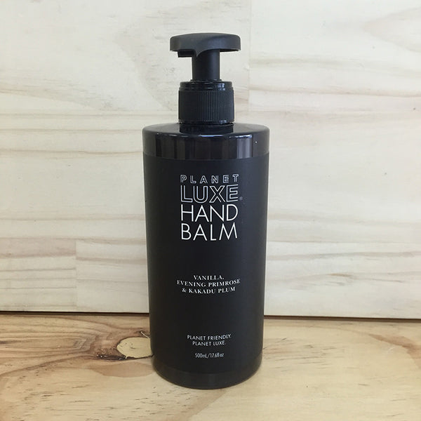 PLANET LUXE HAND BALM VANILLA 500ML