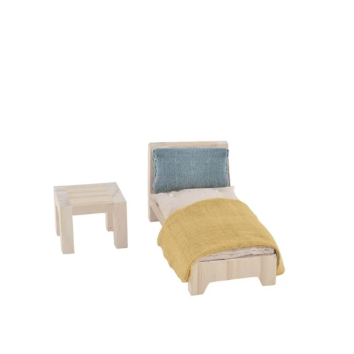 OLLI ELLA HOLDIE FURNITURE: SINGLE BED SET