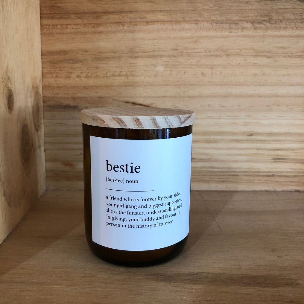 COMMONFOLK COLLECTIVE BESTIE CANDLE: MALI