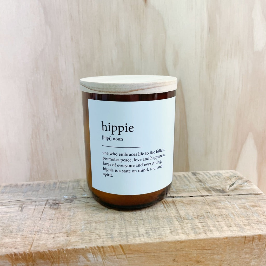 COMMONFOLK COLLECTIVE HIPPIE CANDLE: TULUM