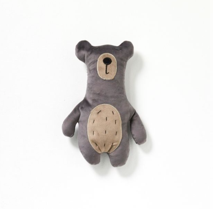PAPAYA BERTIE BEAR: SLATE