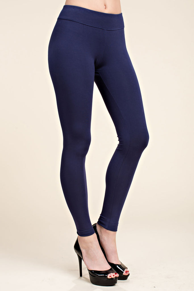 vocal leggings skinny pants blue navy