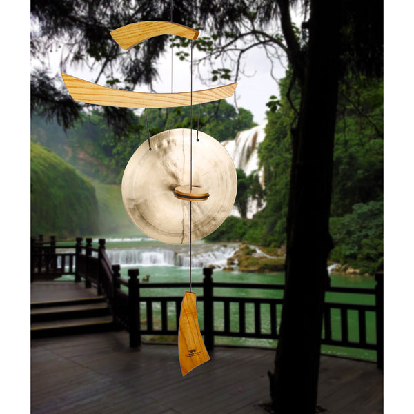 Woodstock Emperor Gong - Medium, Natural