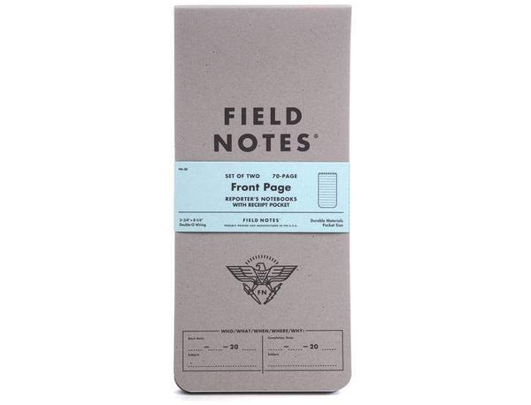 FIELD NOTES Reporters Notebook - 2 Notebooks
