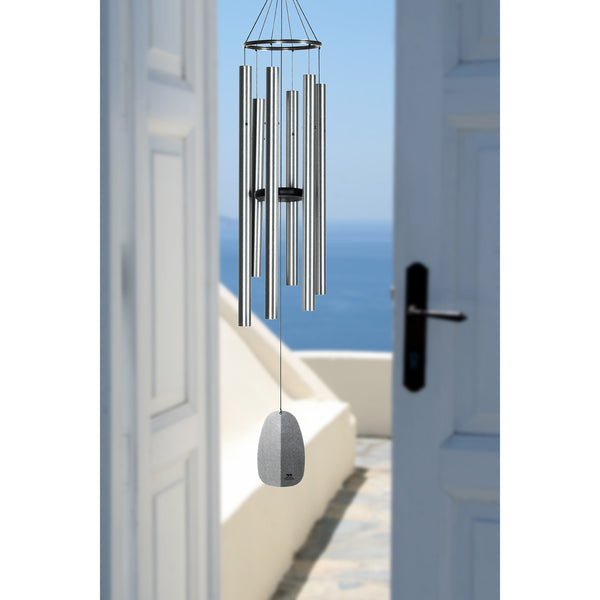 Woodstock Windsinger Chimes Of Orpheus - Silver